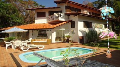 Photo for GROUND FLOOR HOUSE WITH PANORAMIC VIEW, 03 BEDROOMS AND SWIMMING POOL