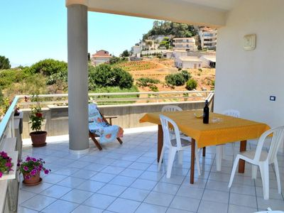 Photo for AL025A apartment in Alcamo with WiFi, integrated air conditioning & private terrace.