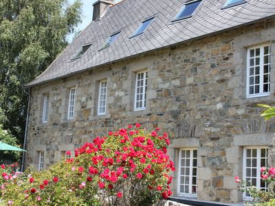 Photo for Apart. stone house in 17th (4p) 300 m City of Tréguier