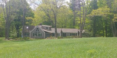 Photo for Sprawling, secluded gourmand's large cottage at base of Mt Monadnock