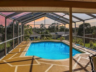 Photo for Luxurious 3 BR 2 BA Pool Home
