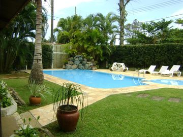 Beautiful House 4 Dorms Pool - 300 meters from the sea - 20 people