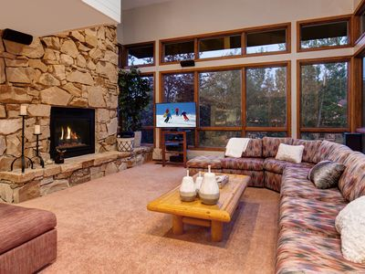 Photo for Best Views in Deer Valley!  Steps to Shuttle & Quick Access to Park City