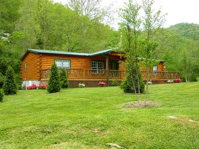 Photo for 4BR Cabin Vacation Rental in Hot Springs, North Carolina