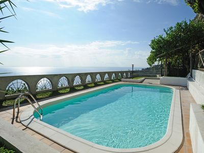 Photo for 2BR Villa Vacation Rental in Amalfi Area