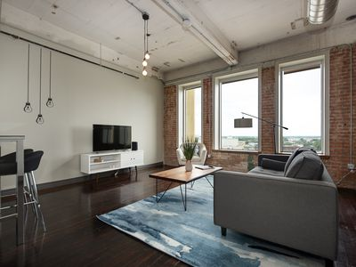 Photo for Rustic 2BD in Downtown+Pool+Gym