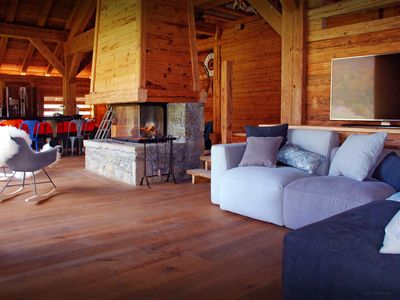 Photo for Spacious family-friendly chalet in the heart of great skiing - OVO Network