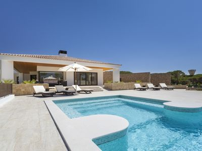 Photo for FIVE STAR LUXURY VILLA IN PINHAL VELHO WITH BEAUTIFUL PRIVATE POOL