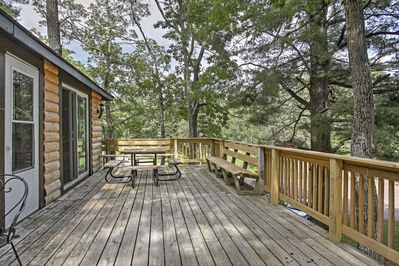 Enjoy the privacy and tranquility of this natural Hayward paradise.