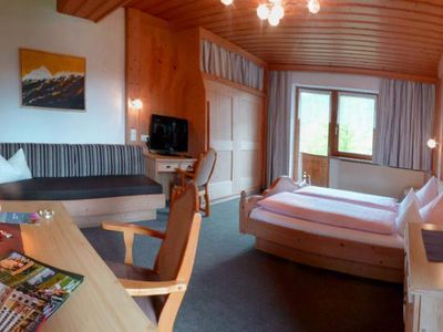 "Photo for Triple room ""Holzleiten"" with living area - Pension Alpenhof - Feel-good pension"