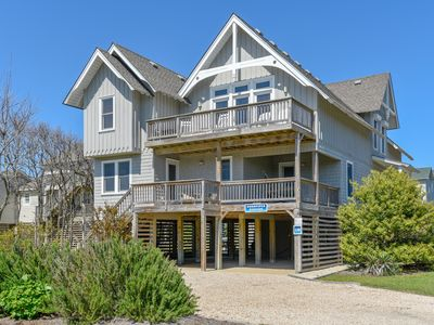 Photo for Sandpiper Station | Semi-Oceanfront | Sanderling | Duck | Sleeps  10