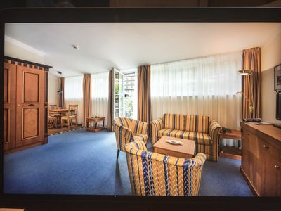 Photo for 09. 02. 19 to 16. 02. 19, nice studio for 2 persons in the ski paradise