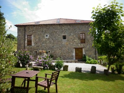 Photo for Holiday cottages in the countryside just 10 minutes from Cabarceno