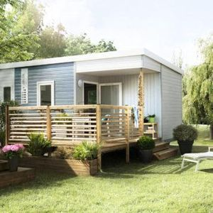 Photo for Camping Les Pêcheurs *** - Mobile home Declik 3 rooms 4 persons