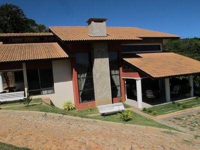 Photo for Excellent House In Condominium 2 km From Central Square In Guaramiranga