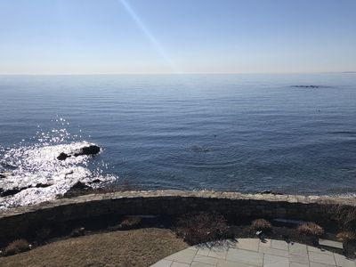 Photo for Oceanfront at York Harbor Entrance!