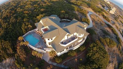 Photo for Big Fish is a luxury Dune Top home! 6BR, Private Pool, Luxe Kitchen & More!