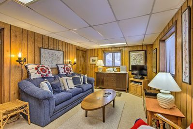 Hunker down in this peaceful home in Phelps, Wisconsin!