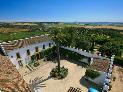 Photo for San Jose del Valle Villa, Sleeps 12 with Pool, Air Con and WiFi