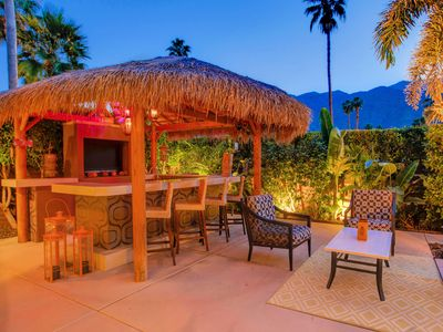 Photo for Sophisticated Tiki at Twin Palms - Brand New Listing!!