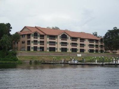Photo for 3BR/2BA Welaka Condo on St. Johns River- Magnificent Sunsets