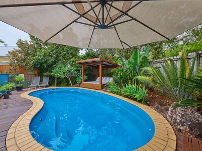 Photo for Hinterland Hideaway - Hinterland Hideaway with Pool near Byron Bay