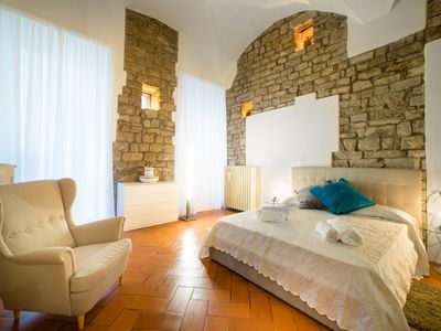 Photo for SS. APOSTOLI 1 - deluxe Apartment in Heart of Flor - Apartment for 6 people in Florencia