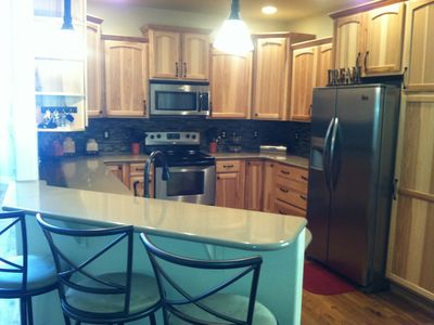 Photo for Nice Upscale House For Rent For Eclipse Week. In Nicest area of Casper.