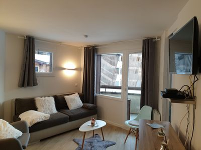 Photo for AVORIAZ - Charming apartment, quiet and central