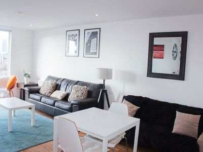 Photo for Plush Apartment in Manchester near IWM North