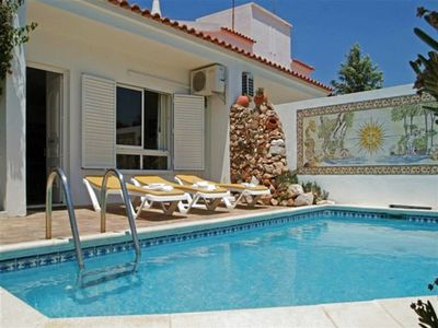 Photo for Comfortable and well equipped terrace villa with private pool and air conditioni