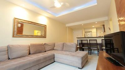 Photo for Apartment located in the heart of Copacabana