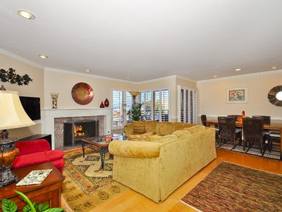 Ocean View Village Townhome 1/2 Block to La Jolla's Best Beach