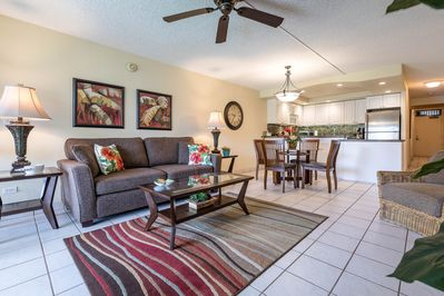Nicely Remodeled Ground Floor Condo In Building #7
