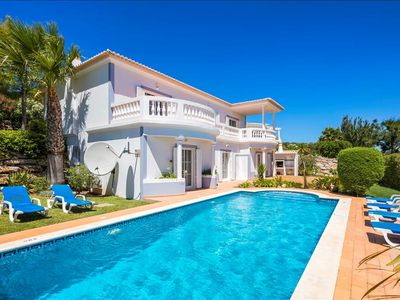 Photo for Casa Mia - Beautifully appointed 3 bedroom villa with heated pool