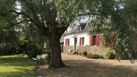 A charming stay in an old Normandy farmhouse