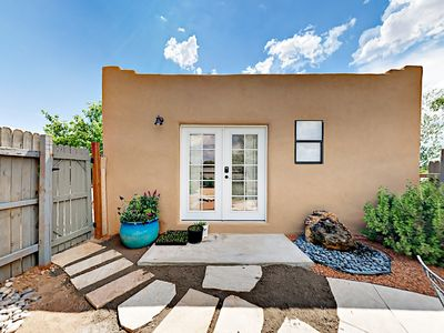 Exterior - Welcome to Santa Fe! This charming casita is professionally managed by TurnKey Vacation Rentals.