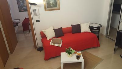 Photo for Ionian Riviera, two-room apartment 12 km from Taormina