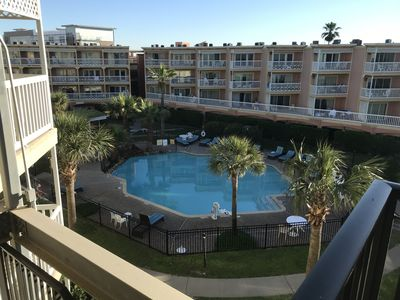 Photo for Amazing Beach Property/3rd floor Condo Overlooking The Gulf of Mexico & sleeps 6