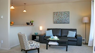 Photo for Portland Monthly Rentals Million Dollar View Condo