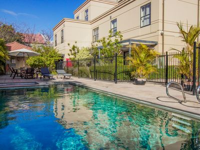 Photo for Central Perth Apartment With Pool
