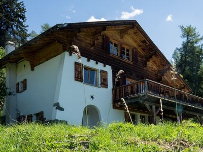 Photo for Authentic Central Verbier Chalet