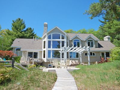 Photo for Northport Haven - a Large, Beautiful Home on Grand Traverse Bay!