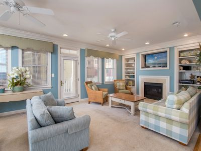 Photo for A beautiful community located on the bayside at 67th Street. Feel the luxury as you enter the gated community just two blocks from the beach.