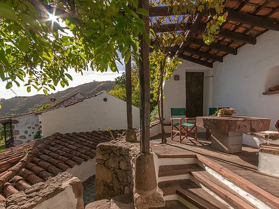 Photo for Vacation home La Mondonada  in Vega de San Mateo, Gran Canaria - 2 persons, 1 bedroom