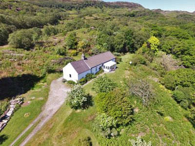 Photo for Cove Cottage on Ellary Estate Stunning, Isolated, Pet Friendly, Quiet & Peaceful
