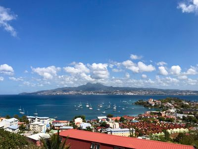 Photo for Duplex apartment, 2 bedrooms, 2 bathrooms, sleeps 4, dream view = PERFECT HOLIDAYS