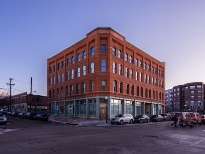 Photo for Gorgeous Penthouse Historic Loft in Rino