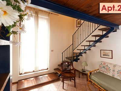 Photo for Elegant Apartment with Loft in Palermo Centre, Fully Equipped (apt. n. 25)