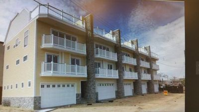 Photo for Brand New, Luxury Townhouse, 1 Block From The Beach And Boardwalk!!
